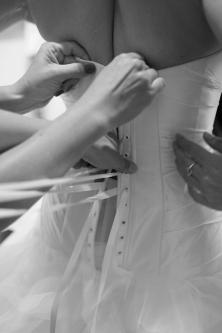 Brautvorbereitung