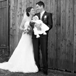 Hochzeit & Taufe an einem Tag